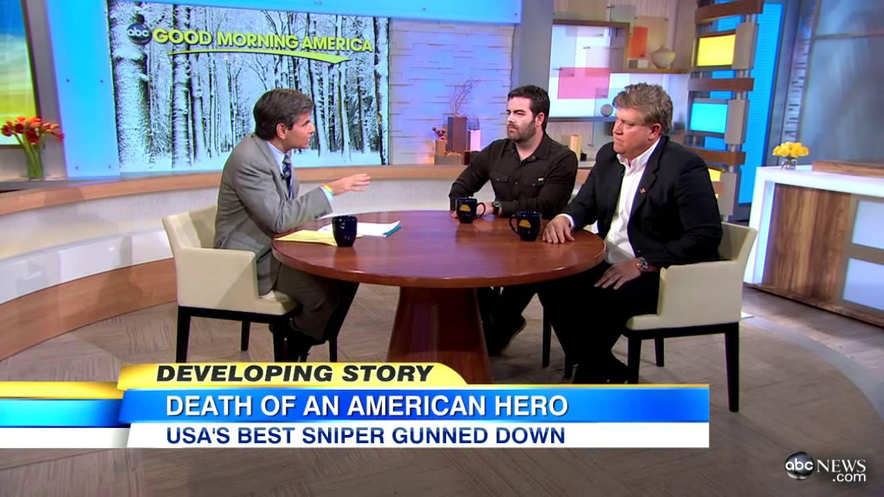 Navy SEAL Chris Kyle Shot, 'American Sniper' Killed at Gun Range