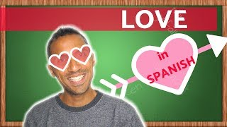 spanisch flirten