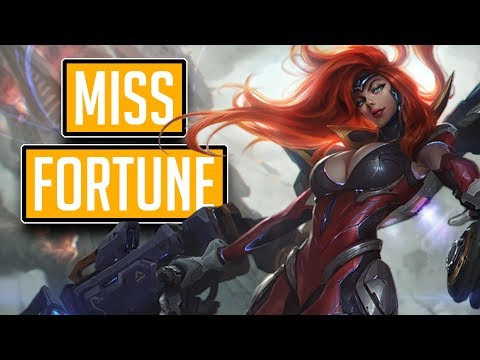 League of Legends #561: Miss Fortune ADC (CZ/Full HD/60FPS) thumbnail