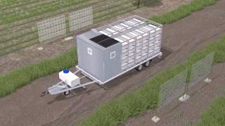 CYBELE Bee Craft / Mobil Arıcılık Sistemleri