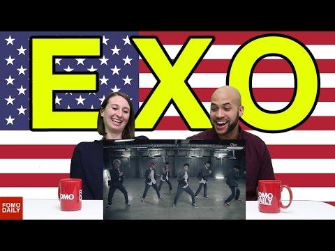 """EXO """"Growl"""" • Fomo Daily Reacts"""