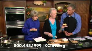 Fried Wonton Appetizers | Kcts 9 Cooks: Kitchen Classics