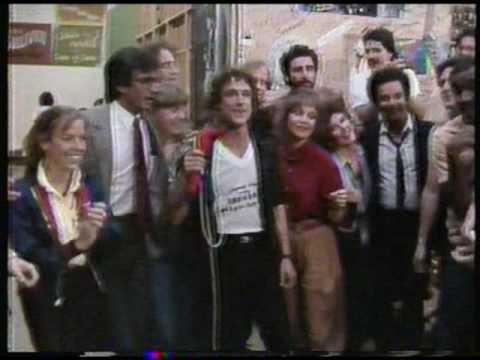 """""""Fridays TV Show"""" (1981) [Show A-13] """"Fridays"""" Closing Theme  [13 of 13]"""