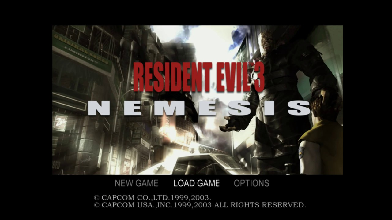 Resident Evil 2 & Resident Evil 3 HD UI and upscaled textures