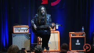 "Brian ""Head"" Welch of Korn at Replay Guitar Exchange"