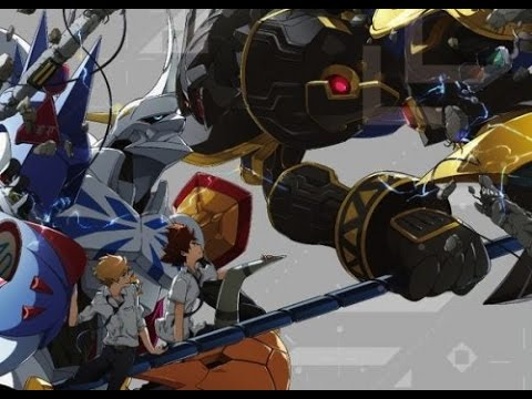 Brave Heart 【Omegamon VS Alphamon AMV】 Digimon Tri ᴴᴰ ...