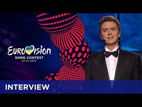Pavlo Shylko: From hosting the contest to 'Sieben Sieben Eins Zwei'