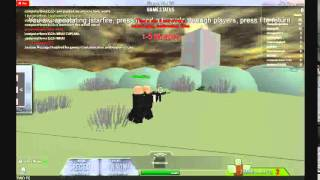 lets play roblox- DEFENDERS OF ROBLOX