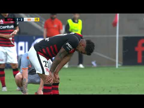 Hyundai A-League 2019/20: Round 4 - Western Sydney Wanderers V Brisbane Roar FC (Full Game)