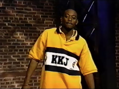 Omar Epps on MTVs Jams Most Wanted 1996