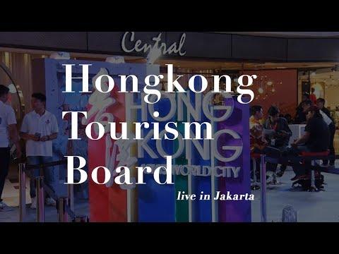 Event Documentation - Hongkong Tourism Board Live in Jakarta