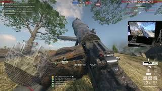 PC🏆 Minidoracat 4/30《Battlefield 1》不准玩飛船砲手!! thumbnail