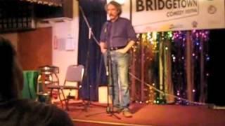 Ron Lynch - Bridgetown Comedy Festival