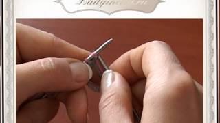Вязание спицами- Классическая лицевая петля.mpg