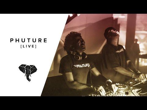Phuture live  @ Bacchanale Festival | 18.09.15 - Montreal
