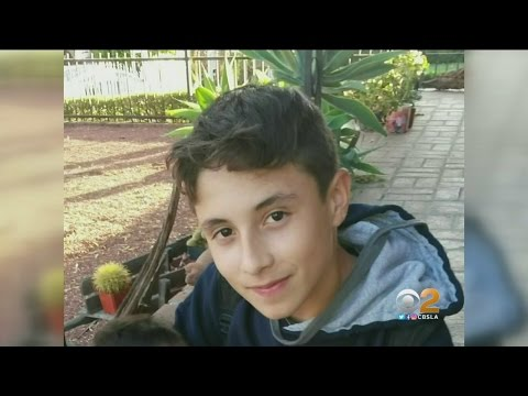 Public's Help Sought To Find Missing 14-Year-Old Boy In San Fernando
