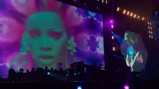 April 1, 2017 | Princess of China - Coldplay live in Singapore