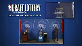 2020 NBA Draft Lottery Presented by State Farm