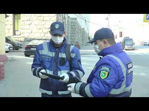 ObjectivTv: З вулиць Харкова прибрали паркувальників у зеленому