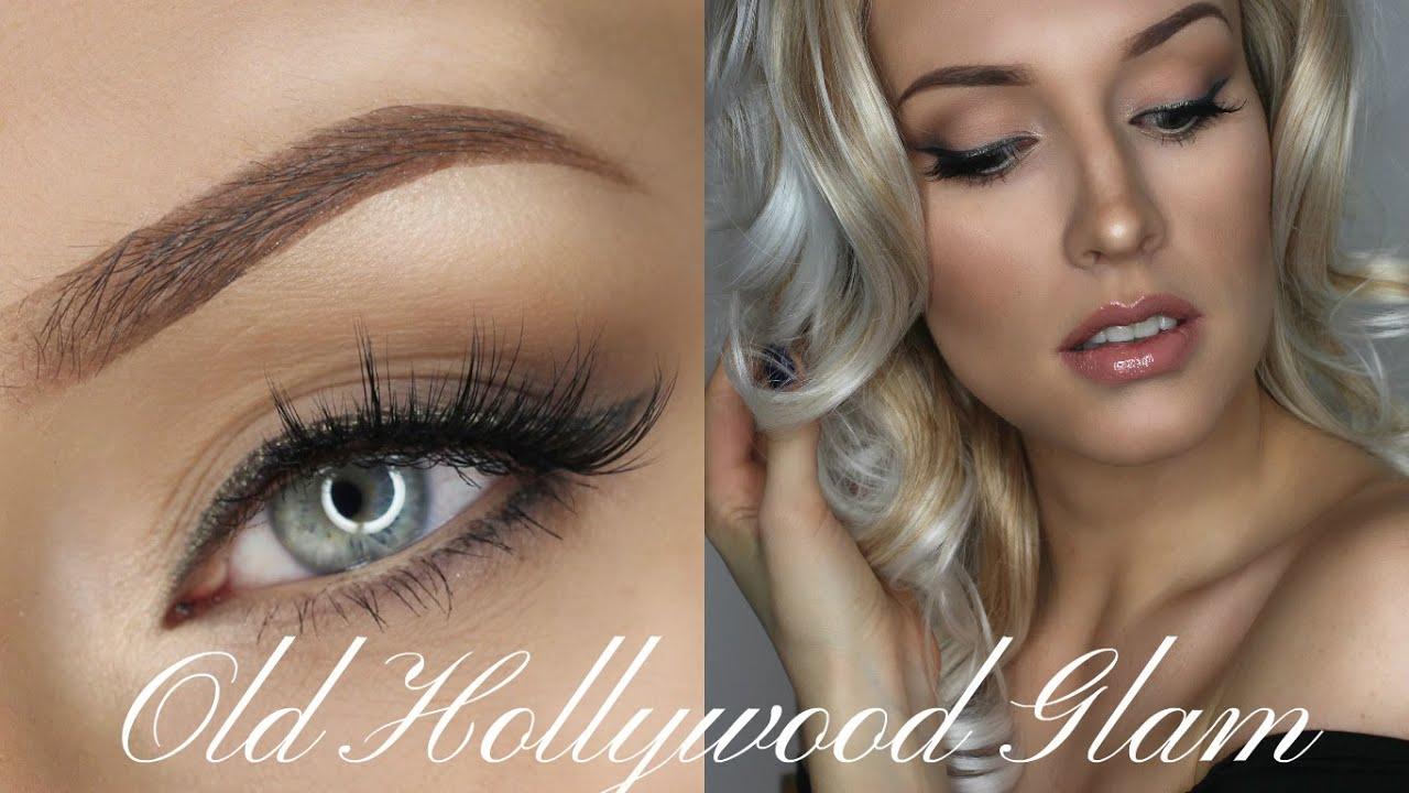 Makeup ideas old hollywood makeup makeup ideas tips and tutorials makeup ideas old hollywood makeup old hollywood glam makeup tutorial lady gaga 2016 golden baditri Image collections