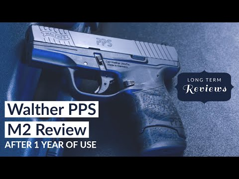 Walther PPS M2 Review and Disassembly After 1 Year of Use