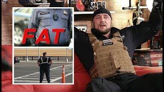 Stjepan Ursa o debelim policajcima: