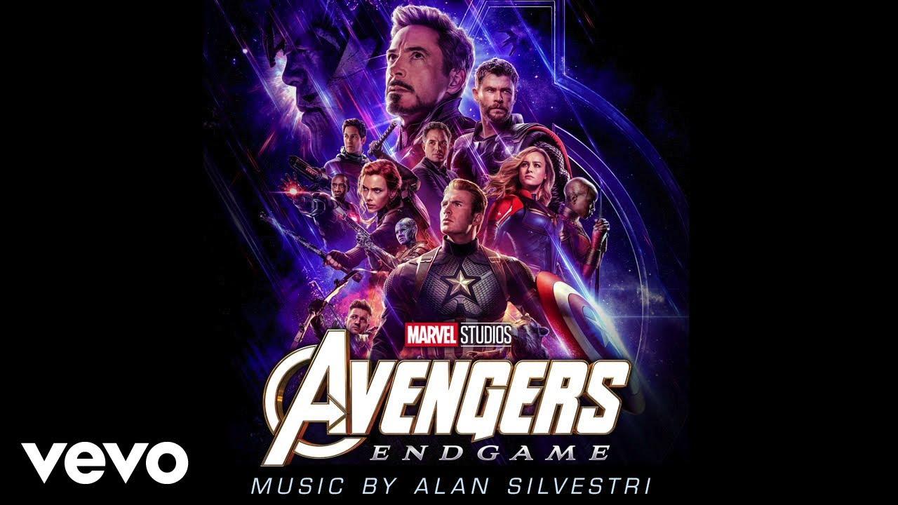 Alan Silvestri The Real Hero From Avengers Endgame Audio Only Youtube