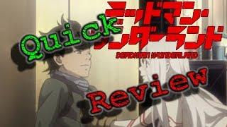 Deadman Wonderland - Anime Quick Review