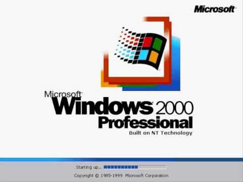 Download windows 2000 bootable.