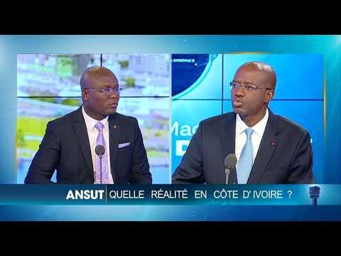 Société : L'Ansut projette connecter les préfectures et les sous-préfectures