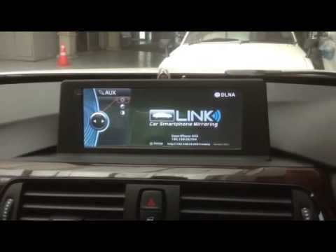 bmw f30 upgrade to 8 8 lcd dvd gps reverse cam youtube. Black Bedroom Furniture Sets. Home Design Ideas