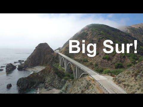 Big Sur Off Grid 2017!