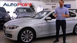 BMW řady 5 (F10) - Ojeté prémiovky