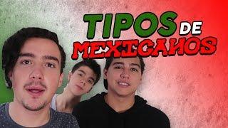TIPOS DE MEXICANOS (JAN CARLO BAUTISTA) - RAMIRO