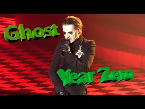 Ghost - Year Zero - AFAS Live Amsterdam the Netherlands 5 February 2019