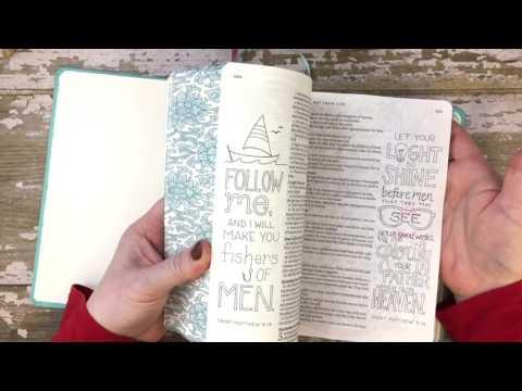 Creative Bible Coloring Bible