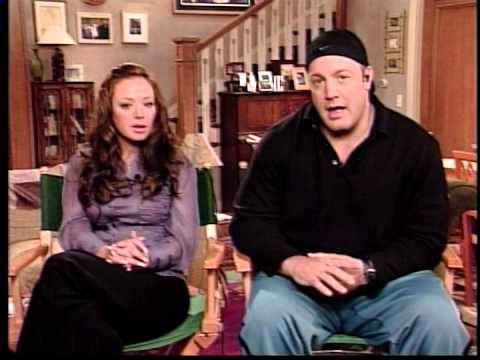Leah Remini and kevin james interview