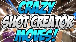 new over powered shot creator moves in nba 2k17 3 moves off the dribble