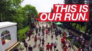 This is our run. #RunOttawa2018