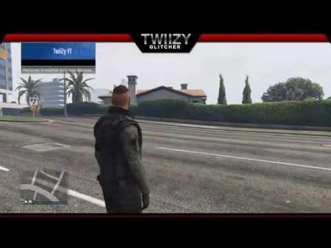 GLITCH | GTA5 : Avoir 200% de points de vie sur GTA Online !