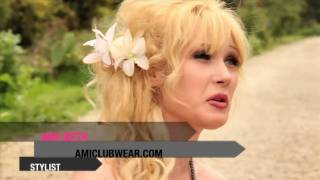 AMIClubwear : Taylor Swift Style Stylist AmiBeth Singing Spring Outfits