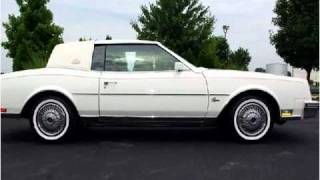 1985 Buick Riviera available from Fast Lane Classic Cars