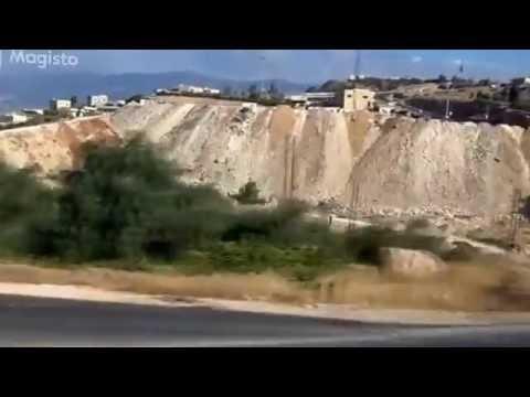 A Jordanian bus trip: Amman to Ajloun