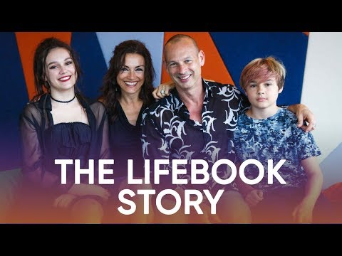 The Story of Lifebook by Jon & Missy Butcher