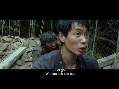 The Wailing (곡성, Goksung) - Funny Korean Zombie Scene (좀비 격투신)