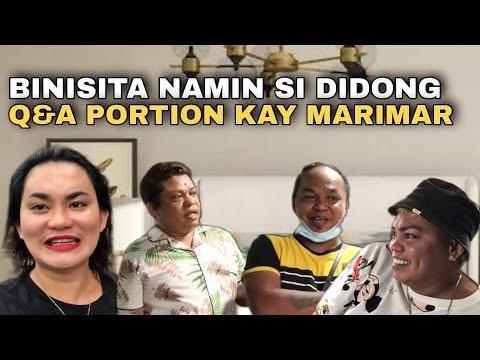 Download BINISITA NAMIN SI @Didong Vlog | AT Q&A Portion (On Da Spot) kay MARIMAR | BAKANG VLOG