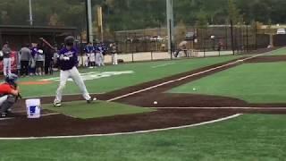 James Kobylt, TALK Baseball, Perfect Game National Showcase – Batting Practice
