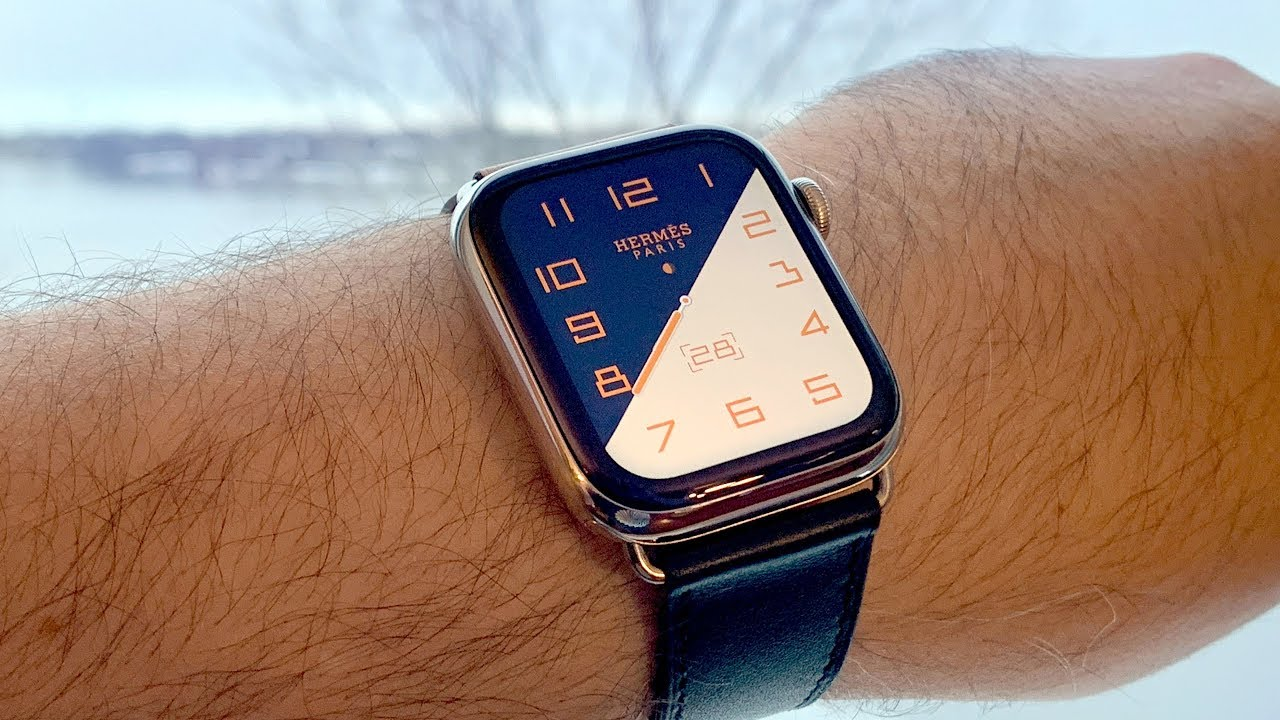 Apple Watch Hermes Series 4 Review | iMore