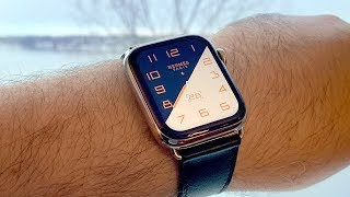 apple Watch 4 Herms Review