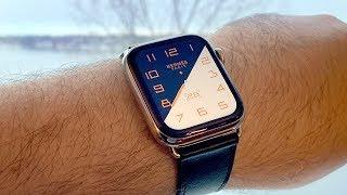 Apple Watch 4 Hermès Review